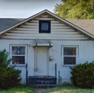 2633 Lincoln Avenue, Granite City, IL 62040 - MLS#: 18039974
