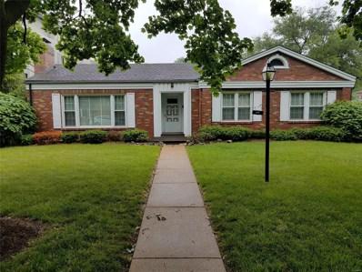 111 Topton Way, St Louis, MO 63105 - MLS#: 18040098