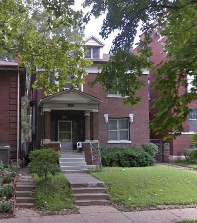 3809 Lafayette Avenue, St Louis, MO 63110 - MLS#: 18040166