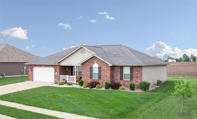 1002 Peach Lane, New Baden, IL 62265 - #: 18040233