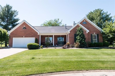 1612 11th Fairway Dr., Belleville, IL 62220 - #: 18040323