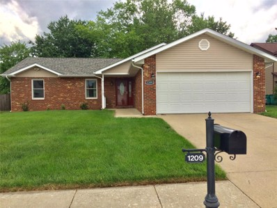 1209 Loblolly Court, O\'Fallon, IL 62269 - MLS#: 18040333