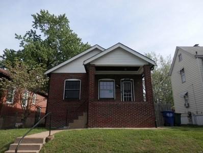 7081 Pernod Avenue, St Louis, MO 63139 - MLS#: 18040420