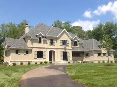 1835 Manor Hill Road, Town and Country, MO 63131 - MLS#: 18040433