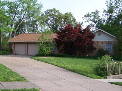 4907 Ambs Road, St Louis, MO 63128 - MLS#: 18040477