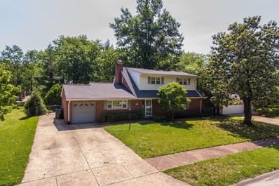 3024 Andover Drive, St Louis, MO 63121 - MLS#: 18040656