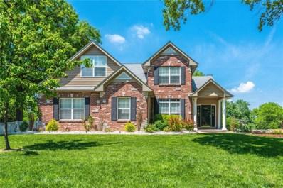 9445 Crockett Drive, St Louis, MO 63132 - MLS#: 18040693