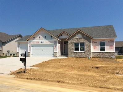 1011 Pine Creek Drive, Wentzville, MO 63385 - MLS#: 18040698