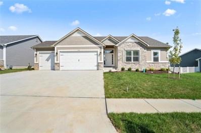 1013 Pine Creek Drive, Wentzville, MO 63385 - MLS#: 18040702