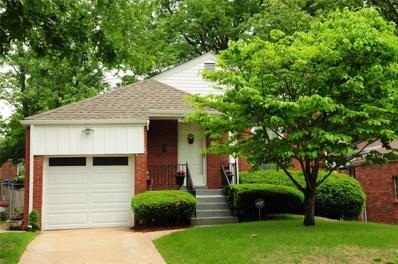 7409 Hillsdale, St Louis, MO 63121 - MLS#: 18040703