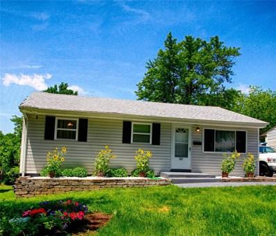 3623 Dixie Drive, St Ann, MO 63074 - MLS#: 18040713
