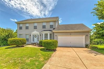 3037 Willow Creek Estates Drive, Florissant, MO 63031 - MLS#: 18040745