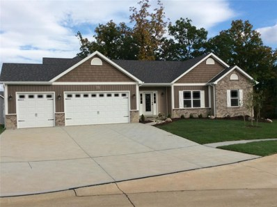 1806 Barclay Forest Court, Wentzville, MO 63385 - MLS#: 18040767