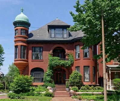 1525 Missouri Avenue, St Louis, MO 63104 - MLS#: 18040840