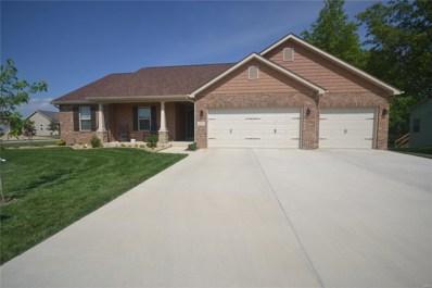 4721 Rockledge Trail, Smithton, IL 62285 - MLS#: 18040928