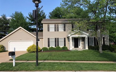 2122 Woodlet Park Drive, Chesterfield, MO 63017 - MLS#: 18041005
