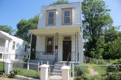 4213 W Farlin Avenue, St Louis, MO 63115 - MLS#: 18041008