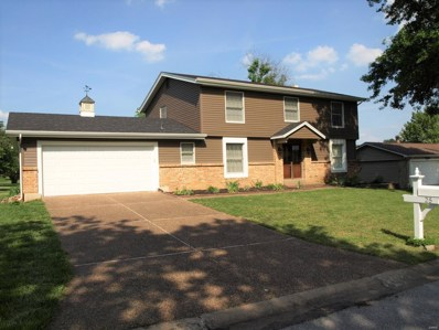 25 Newberry Drive, St Peters, MO 63376 - MLS#: 18041133