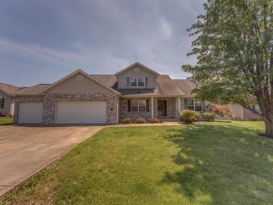 233 Southwind Drive, Belleville, IL 62221 - MLS#: 18041317