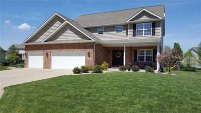 2425 Ben Hogan Court, Belleville, IL 62220 - MLS#: 18041427