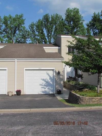 1007 Fairways Drive, Lake St Louis, MO 63367 - MLS#: 18041470