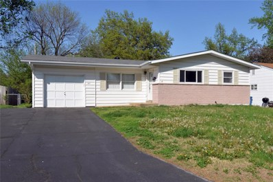 549 Holiday Avenue, Hazelwood, MO 63042 - MLS#: 18041558