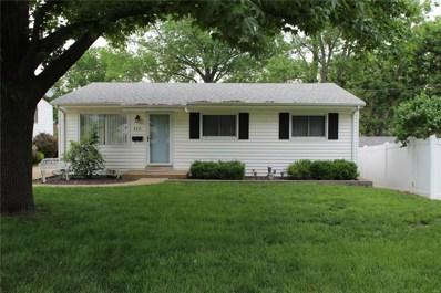 340 Crest Avenue, St Louis, MO 63122 - MLS#: 18041641