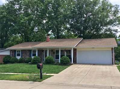 5132 Windleigh Place, St Louis, MO 63128 - MLS#: 18041701