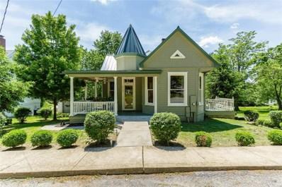 5524 Walnut Street, Augusta, MO 63332 - MLS#: 18041711