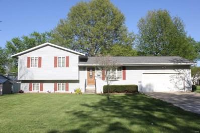 620 N Wood Street, Staunton, IL 62088 - MLS#: 18041965