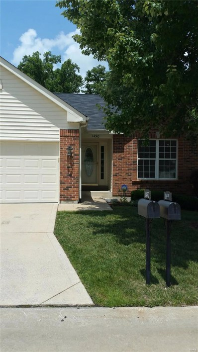 1490 Villas Estates Drive, Fenton, MO 63026 - MLS#: 18042100