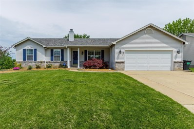1112 Gibraltar Point Drive, St Charles, MO 63304 - MLS#: 18042191