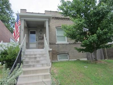 4421 Gannett, St Louis, MO 63116 - MLS#: 18042255