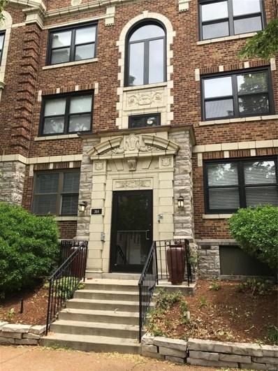 314 Clara Avenue UNIT 11N, St Louis, MO 63112 - MLS#: 18042272