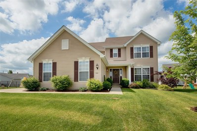 7114 Whisper Creek Drive, Wentzville, MO 63385 - MLS#: 18042322