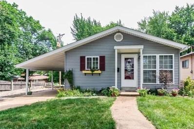 645 De Merville Avenue, St Louis, MO 63125 - MLS#: 18042349