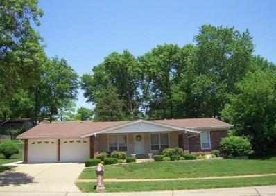 4831 Broad Oak Drive, St Louis, MO 63128 - MLS#: 18042434
