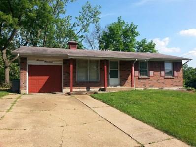 1600 Hudson Road, St Louis, MO 63136 - MLS#: 18042487