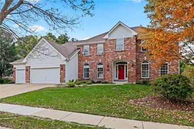 1626 Garden Valley Drive, Wildwood, MO 63038 - MLS#: 18042536