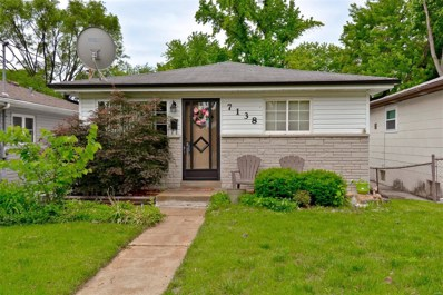 7138 Rabenberg Place, St Louis, MO 63143 - MLS#: 18042635