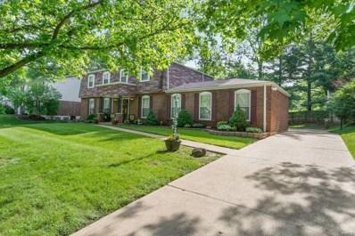 2182 Pardoroyal Drive, St Louis, MO 63131 - MLS#: 18042661