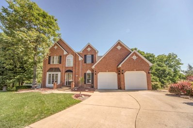 2724 Lakebridge, Maryville, IL 62062 - MLS#: 18042687