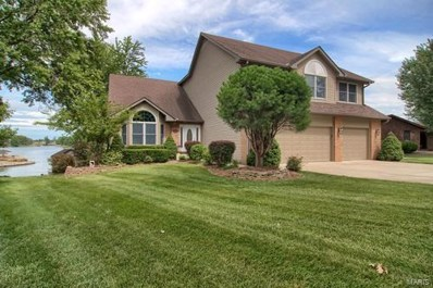 984 Holiday Point Parkway, Edwardsville, IL 62025 - MLS#: 18042699