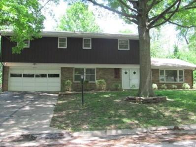 4907 Chateau Drive, Godfrey, IL 62035 - MLS#: 18042727