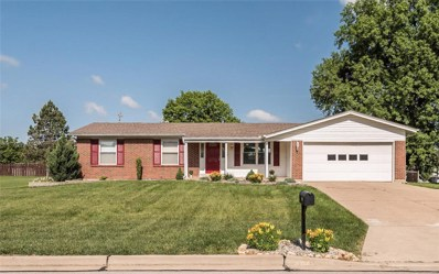 415 Westridge Drive, O\'Fallon, MO 63366 - MLS#: 18042761