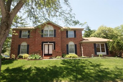 411 Holly Terrace Court, Ballwin, MO 63011 - MLS#: 18042773