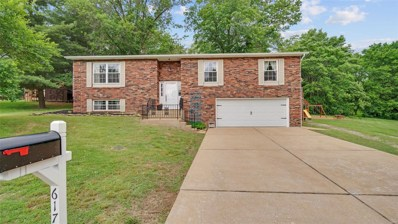 617 Lakeview Drive, Red Bud, IL 62278 - MLS#: 18042845