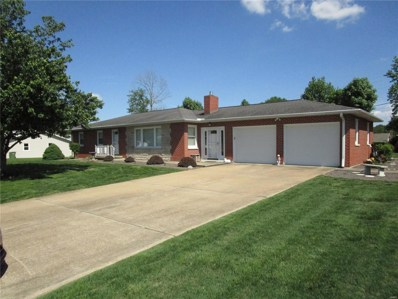 120 E Old Plank Rd, Chester, IL 62233 - MLS#: 18042859