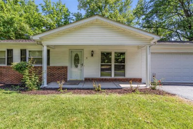 3 San Camille Court, St Charles, MO 63303 - MLS#: 18042963