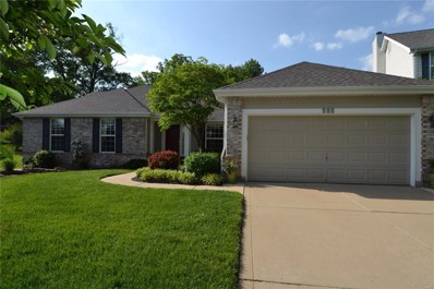 418 Lincoln Terrace Court, Fenton, MO 63026 - MLS#: 18042967